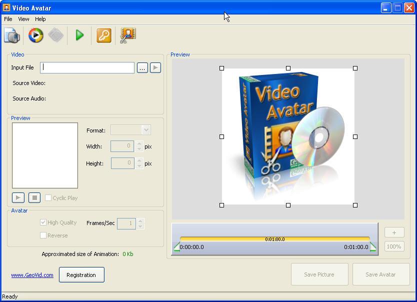 Название: Video avatar 2.3.053 Категория: Анимация Разработчик: GeoVid